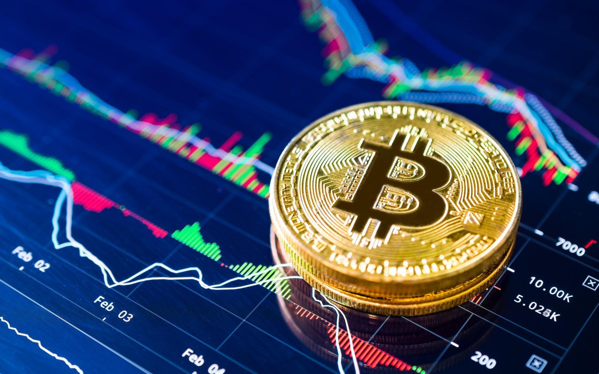 bitcoin vs quota di mercato