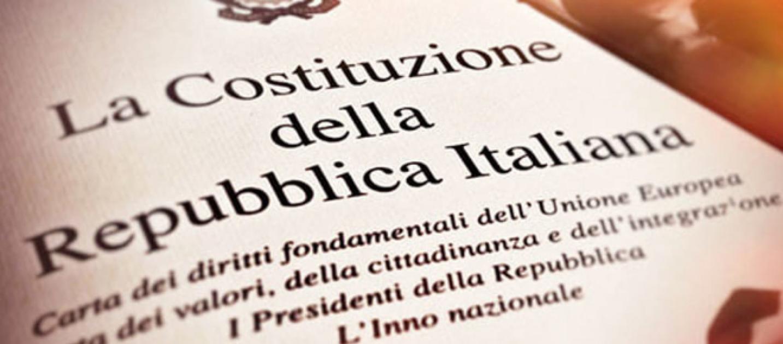 costituzione - La Costituzione italiana oggi. È ancora viva e vegeta?