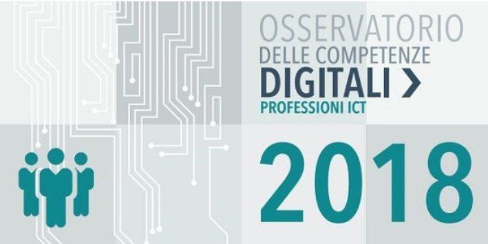 digital - Professioni ICT: a Milano Osservatorio Competenze Digitali 2018