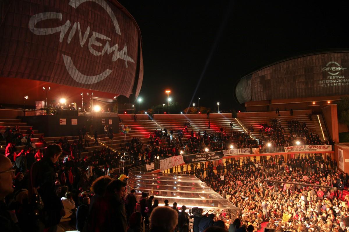 festival del cinema bb acquedotti antichi - ROMA 2018 - La Festa del Cinema - il suo tredicesimo anno