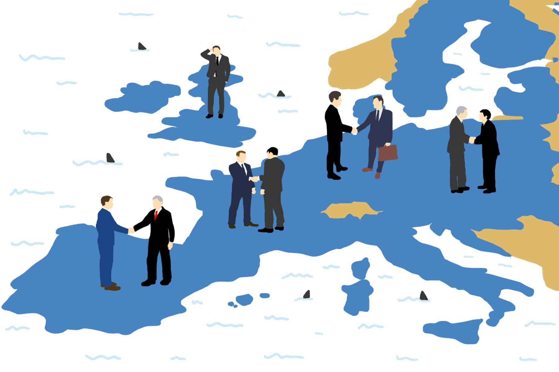 union - European Capital Markets Union (CMU). Due appuntamenti in Germania e Belgio
