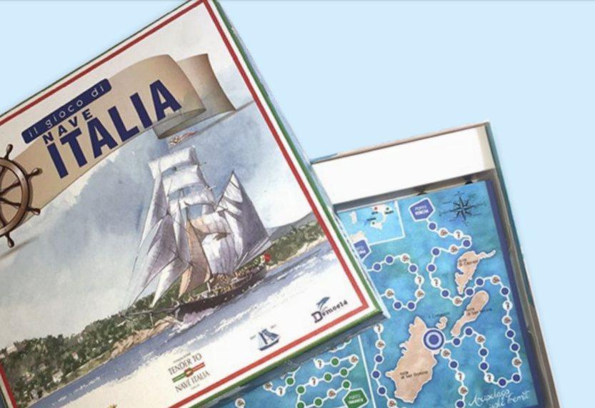 nave - Aiutiamo le iniziative di Nave Italia regalando ai ragazzi il gioco da tavolo
