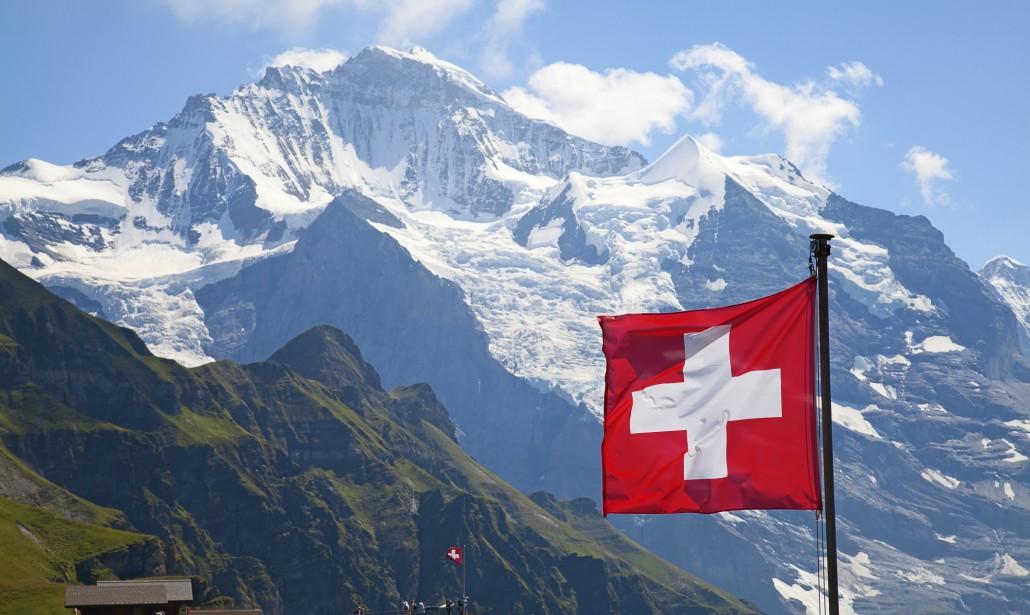 svizzera 1030x615 - La Svizzera continua a muoversi: Swisscom e Swiss Post creano un progetto blockchain per le aziende