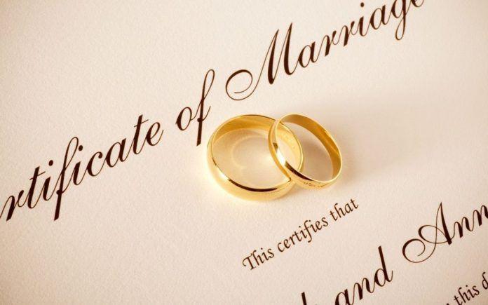 certificato matrimonio 696x435 - Il Nevada emette quasi 1000 certificati di matrimonio sulla blockchain di Ethereum