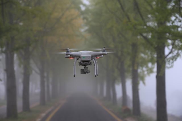 drone - Brexit difficile. Anche i droni saranno usati per controllare le dogane