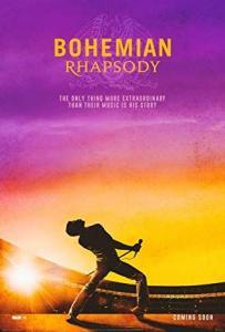 locandina 1 203x300 - BOHEMIAN RAPSODY di Bryan Singer. Recensione di Alessandra Basile