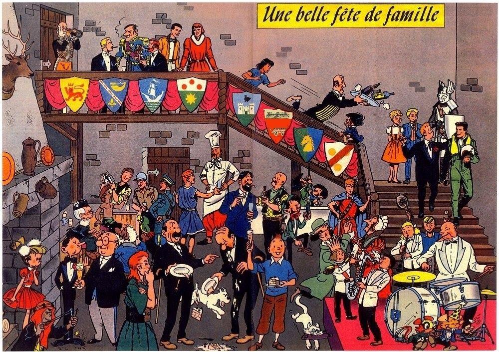 tintin - Tintin. Il protagonista dei fumetti belgi compie novant'anni