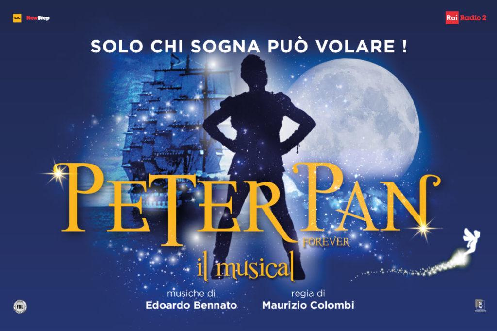 visual peter pan OK 1024x682 - Milano. Peter Pan al Teatro degli Arcimboldi
