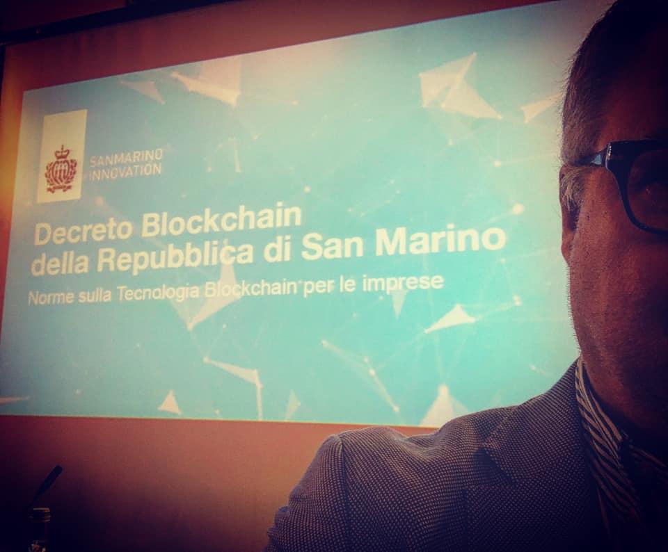 AL VIA IL DECRETO BLOCKCHAIN DELLA REPUBBLICA DI SAN MARINO - Decreto Blockchain San Marino: arriva la nuova regolamentazione sulle ITO Initial Token Offering