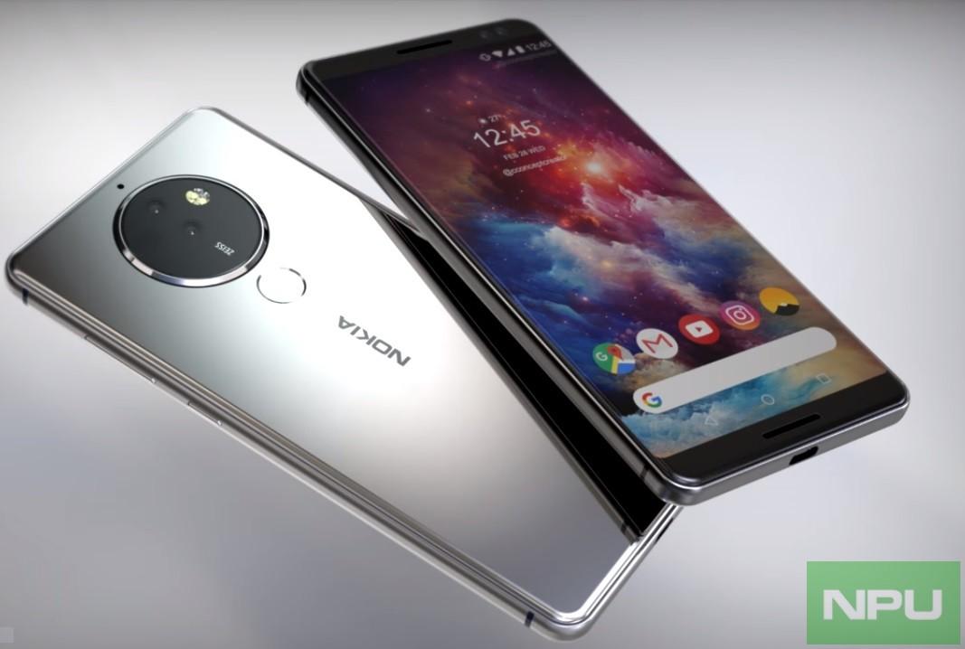 Nokia 8 Pro - I migliori smartphone di casa NOKIA