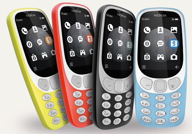 nokia 3310 3g 28092017 - I migliori telefoni Nokia per anziani