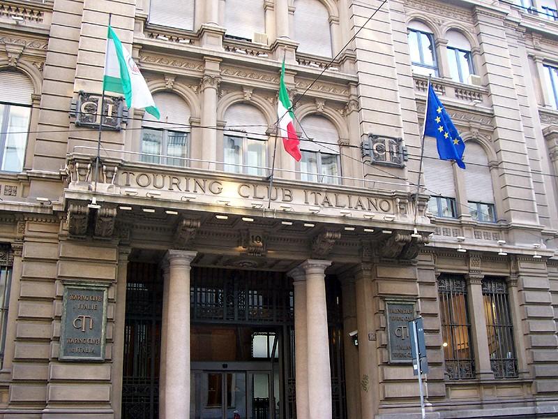 925MilanoPalazzoBertarelli - Touring Club Italiano rilancia la sua sede con Radisson Hotel
