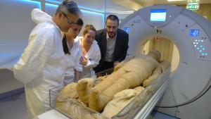 """ME EuracResearch 02 300x169 - """"Archeologia Invisibile"""" : il nuovo binomio tecnologia - archeologia al Museo Egizio di Torino"""