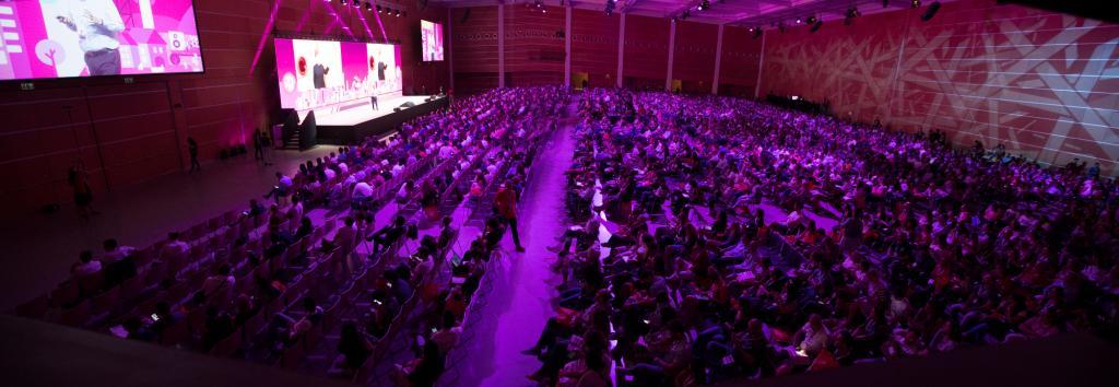 Panoramica Plenaria00 1024x354 - È in arrivo la 7° edizione del Web Marketing Festival: l'evento dell'anno sull'innovazione digitale e sociale