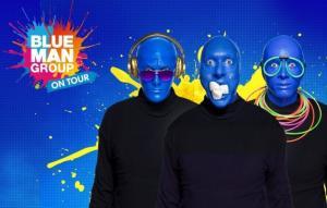 blu2 300x191 - Blue Man Group, tre fenomeni al Teatro degli Arcimboldi