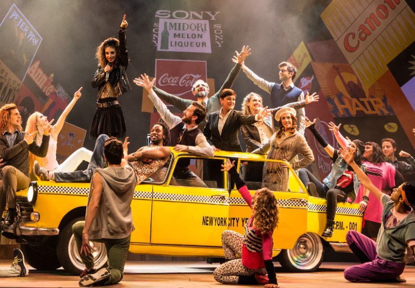 "fame - Il musical ""Fame"" torna in teatro a Milano"
