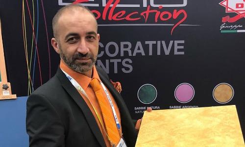 fig 04 03 2019 09 35 02 - Il manager di origini italiane Paolo Internicola guiderà lo sviluppo commerciale negli USA del Colorificio GDM