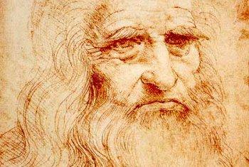 Leonardo self.jpg - Il Municipio 1 di Milano ricorda il genio di Leonardo a 500 anni dalla sua scomparsa