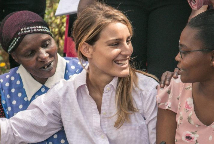 "Lucrezia Bisignani ha fondato Kukua - Forbes Italia. ""Social Entrepreneurs"" 2019"