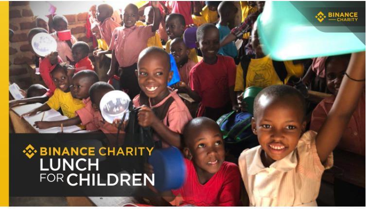 """binance aggiunge 10 nuove scuole ugandesi al suo programma lunch for children 1 - Binance aggiunge 10 nuove scuole ugandesi al suo programma """"Lunch for Children"""""""