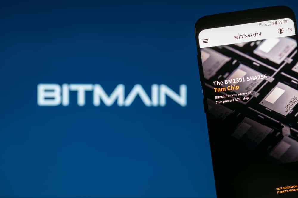 cryptocurrency mining giant bitmain si arresta ufficialmente in pubblico a hong kong - Cryptocurrency Mining Giant Bitmain si arresta ufficialmente in pubblico a Hong Kong
