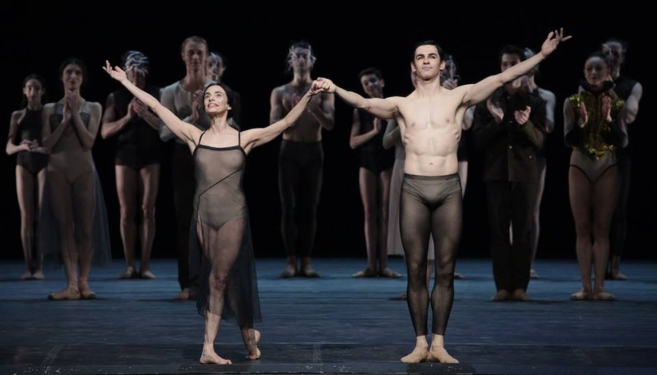 ferri - Woolf Works, la divina Ferri torna alla Scala