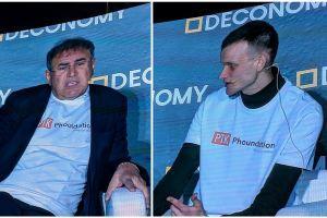 I partecipanti dicono Roubini vs Buterin 2019 'Ended in a Draw' 101