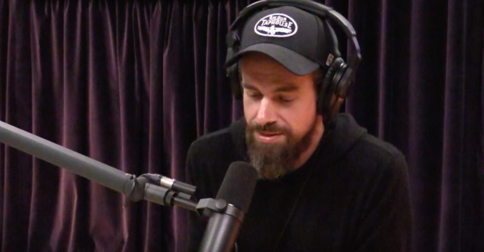 Jack Dorsey Joe Rogan Podcast JRE