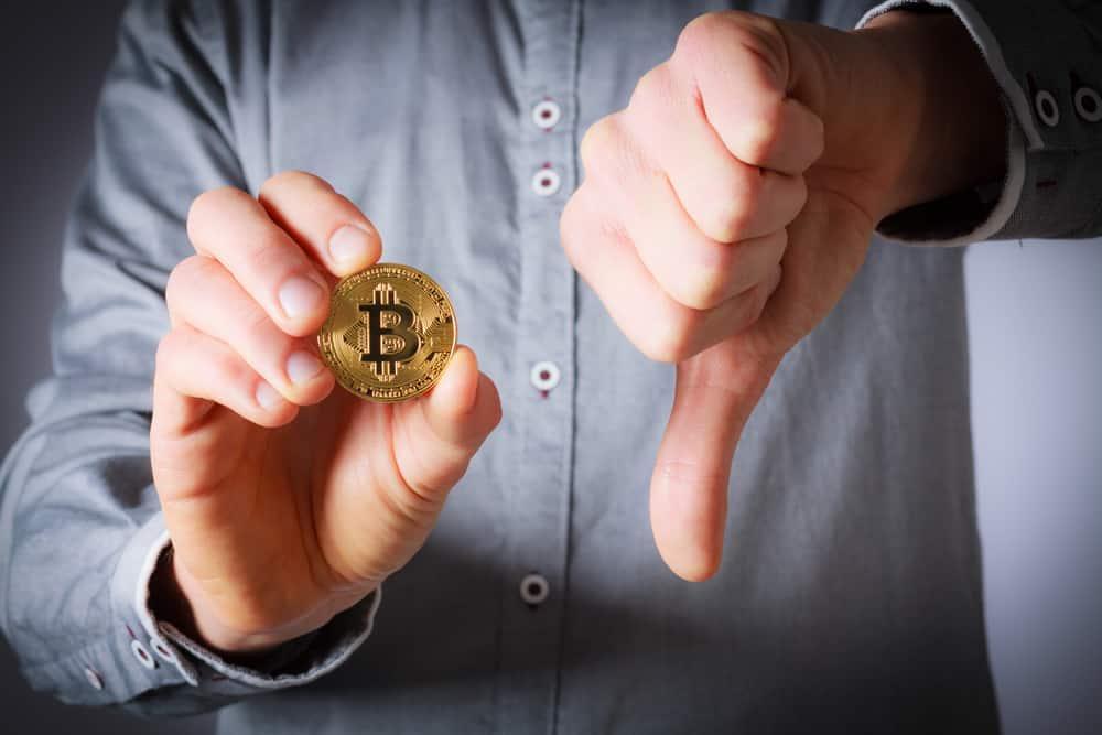 il critico bitcoin avverte le banche centrali contro lemissione di token digitali - Il critico Bitcoin avverte le banche centrali contro l'emissione di token digitali