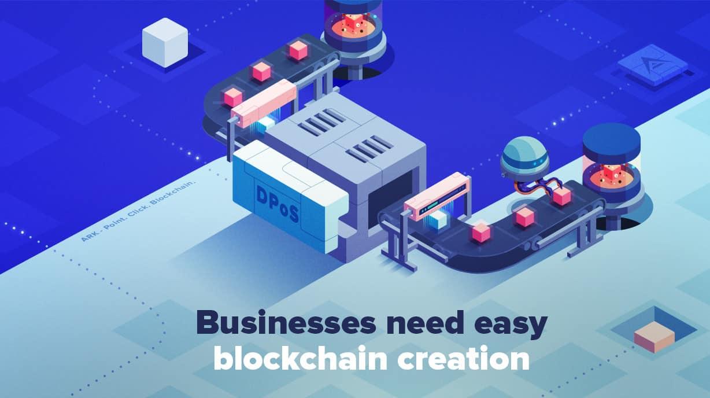 le startup sceglieranno di costruire i propri blockchain utilizzando soluzioni interoperabili dpos personalizzabili - Le startup sceglieranno di costruire i propri blockchain utilizzando soluzioni interoperabili DPoS personalizzabili