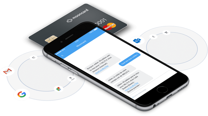 mooncard raccoglie 57 milioni per la sua piattaforma di spesa - Mooncard raccoglie $ 5,7 milioni per la sua piattaforma di spesa