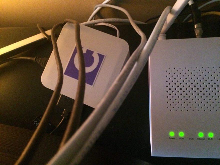 rassegna dei nodi casa un vero nodo di rete lightning plug n play kinda - Rassegna dei nodi Casa: un vero nodo di rete Lightning Plug-n-Play (Kinda)