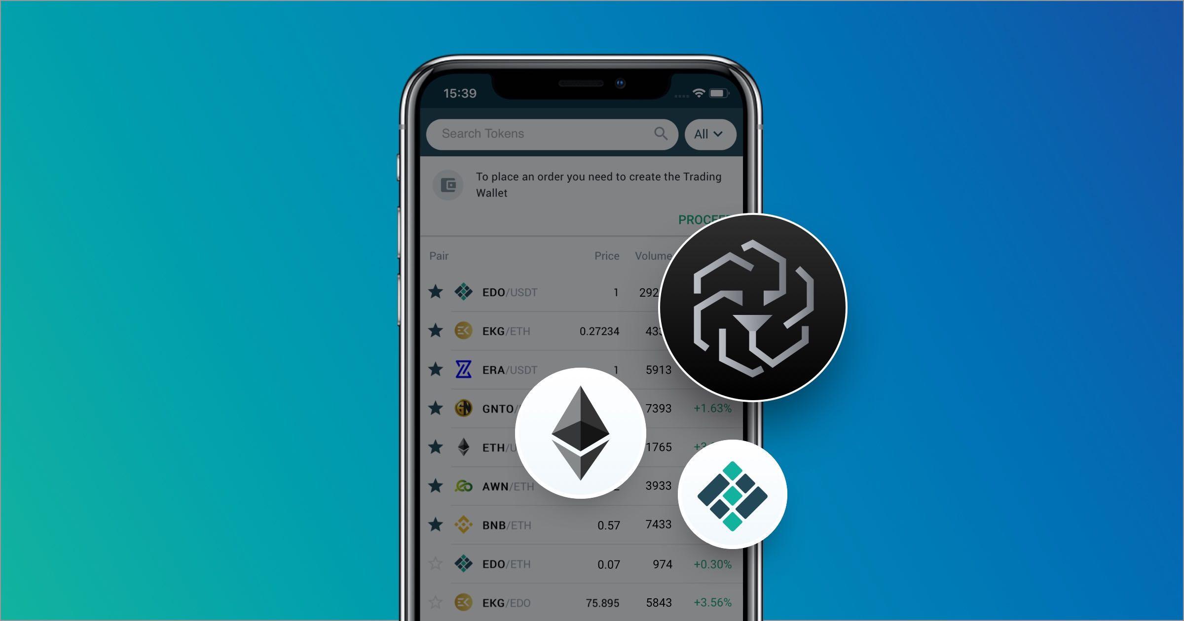 Acquistare i token LEO di Bitfinex su Eidoo - Acquistare i token LEO di Bitfinex su Eidoo