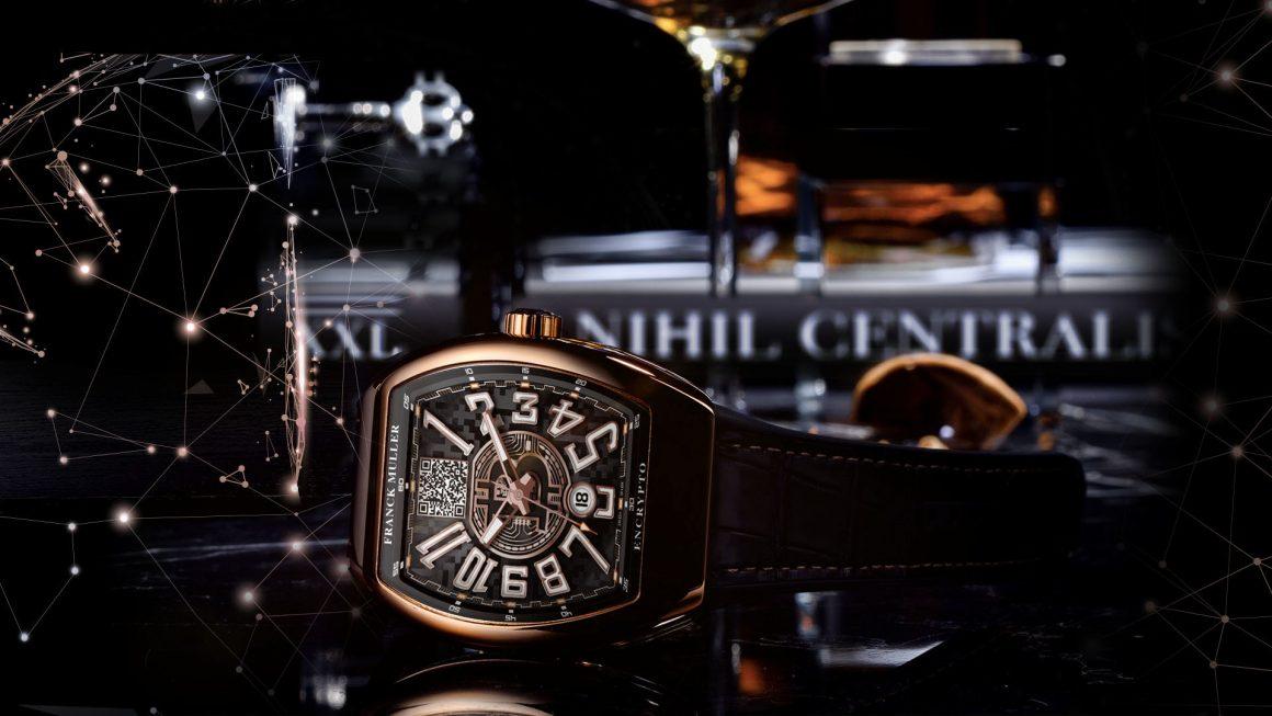 Franck Muller lancia il primo orologio di lusso con wallet bitcoin integrato 2 1160x653 - Franck Muller lancia il primo orologio di lusso con wallet bitcoin integrato