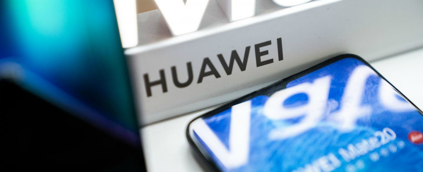 Huawei 1350 - Huawei. Crollo delle intenzioni di acquisto online in Italia: -64,8%