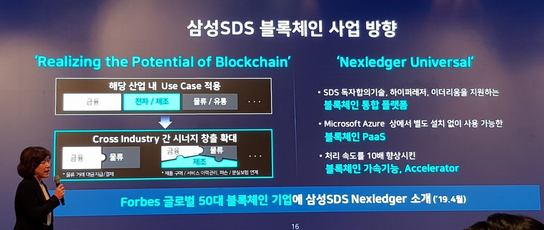 il digital transformation framework di samsung include blockchain tech coindesk - Il Digital Transformation Framework di Samsung include Blockchain Tech