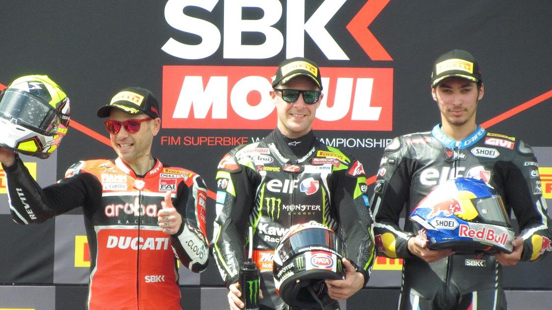 imola - Imola. Mondiale Superbike. Dopo Rea, la pioggia