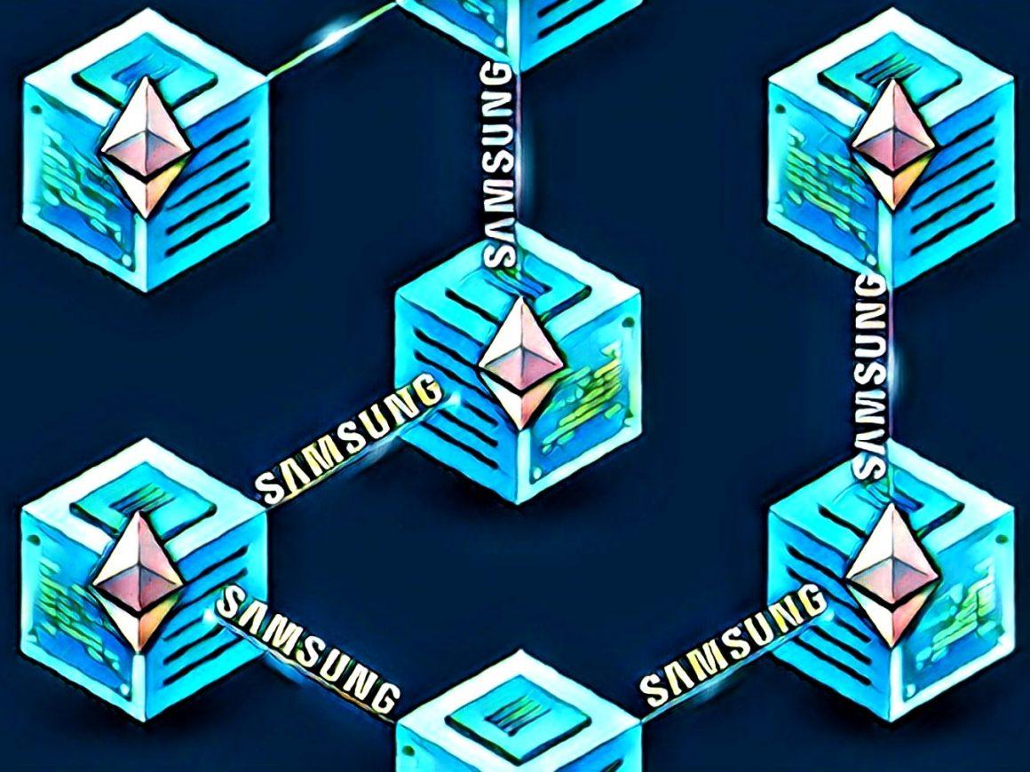 samsung per sviluppare il suo segno su ethereum blockchain invest in blockchain 1160x870 - Samsung inizia a sviluppare il suo token su Ethereum Blockchain