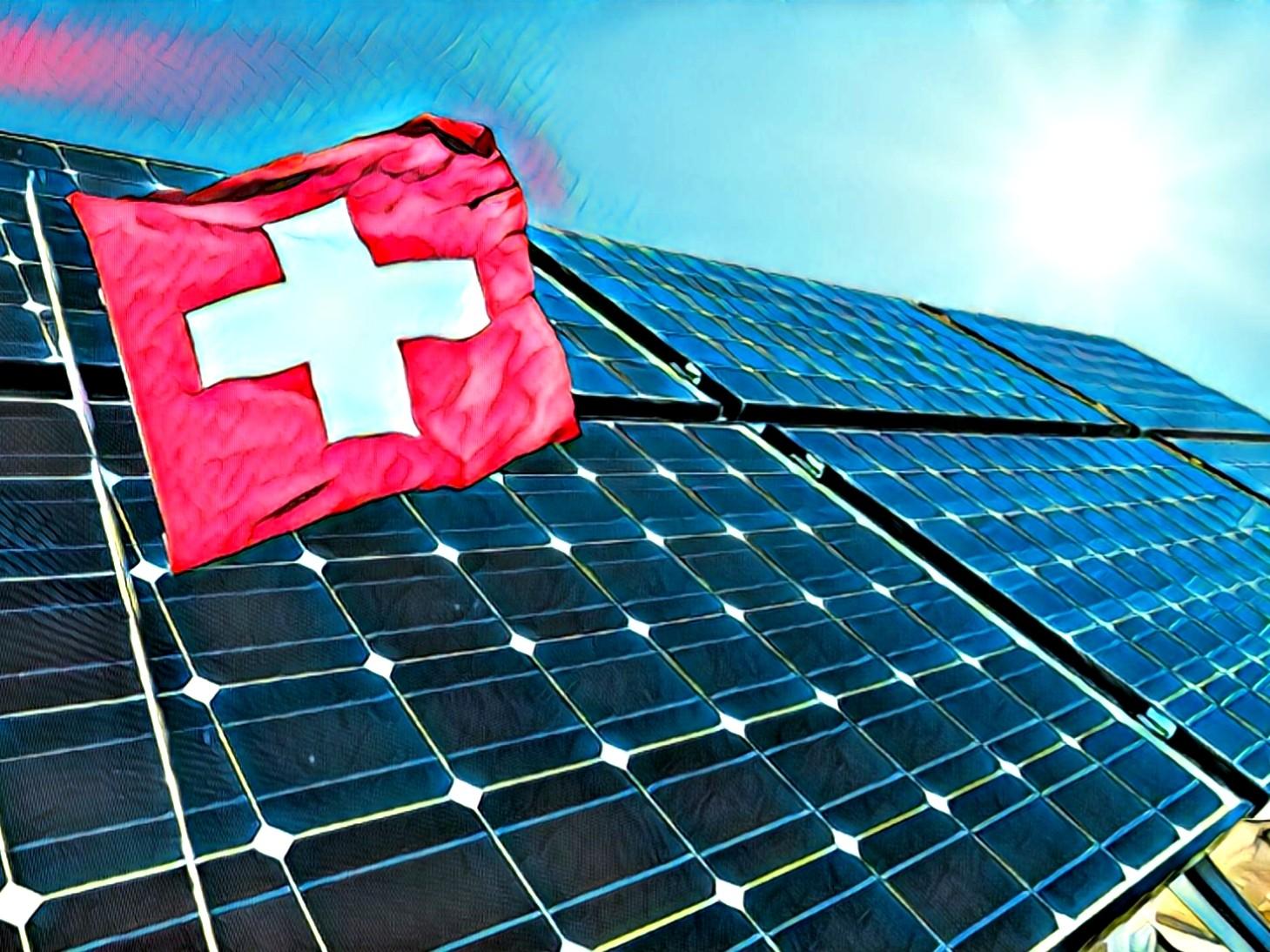 una citta in svizzera usa blockchain per scambiare energia solare tra invest in blockchain - La città Svizzera di San Gallo usa la Blockchain per scambiare energia solare