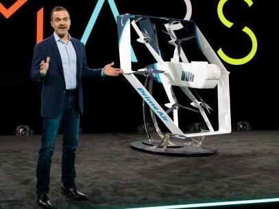 amazon - Amazon userà i droni per piccole consegne
