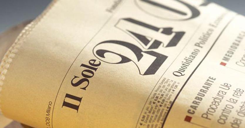 sole - Nuovo sito e nuova era digitale per il Sole 24 Ore