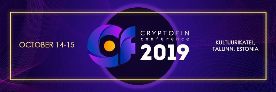 CryptoFin ESTONIA Conference Expo dal 14 al 15 ottobre 2019 - CryptoFin ESTONIA Conference & Expo dal 14 al 15 ottobre 2019