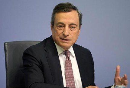 Mario Draghi - Europa: prolungata presenza di incertezze per Mario Draghi