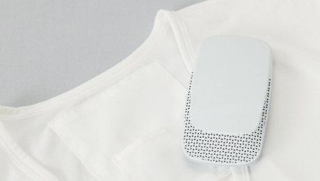 reon - Reon Pocket. Il condizionatore che pesa 85 grammi e sta nella T-shirt