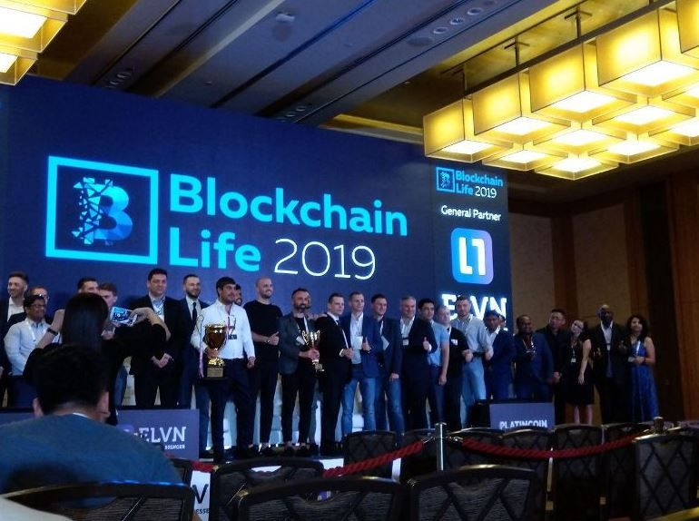 Blockchain Life 2019 Forum accoglie 6000partecipanti - Blockchain Life 2019 Forum accoglie 6000+ partecipanti