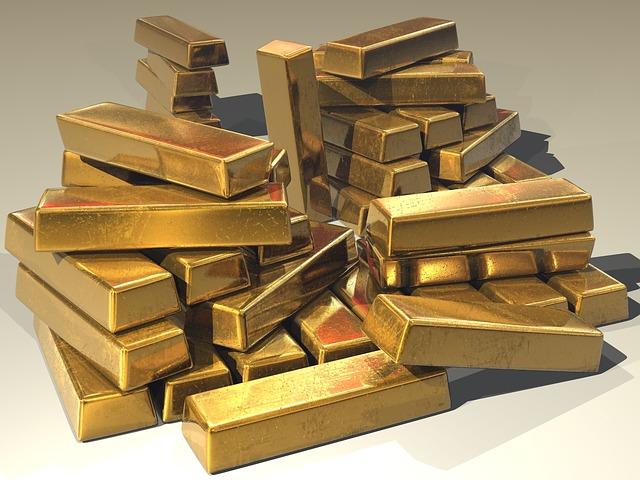 gold 513062 640 - Nuove aspettative per il prezzo dell'oro. Crescerà fino a 2.000 $/oncia?