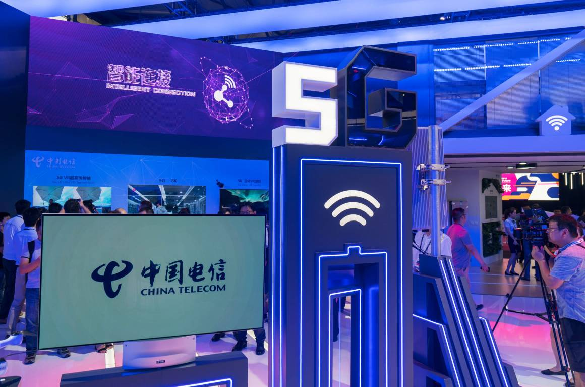 China Telecom sviluppera smartphone 5G e Sim Card abilitate alla blockchain 1160x767 - China Telecom svilupperà smartphone 5G e Sim Card abilitate alla blockchain