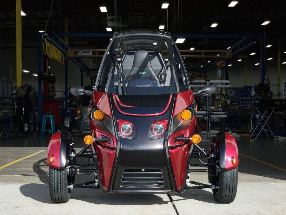 EV Startup Arcimoto avvia la produzione al dettaglio di veicoli FUV a tre ruote completamente elettrici 1160x870 - EV Startup Arcimoto avvia la produzione al dettaglio di veicoli FUV a tre ruote completamente elettrici