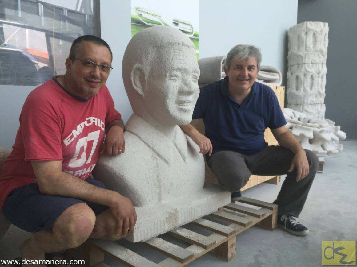 desa mandela 1160x870 - Equity crowdfunding per Desamanera, stampanti 3D ceramiche
