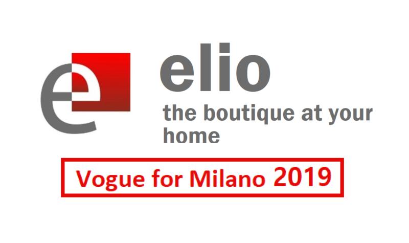 elio scritta2 800x475 - All'Illy Caffè di Milano il lancio della piattaforma ELIO per il fashion